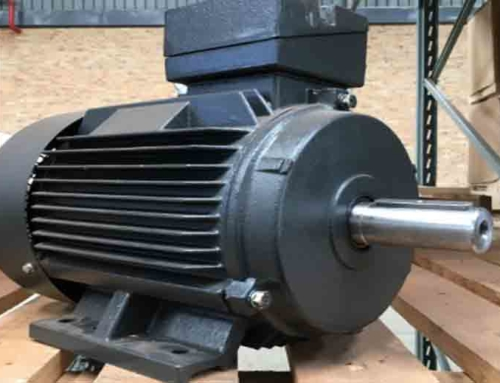 Electric Motor – Types, Structure, Back EMF, Efficiency, Starter, RPM