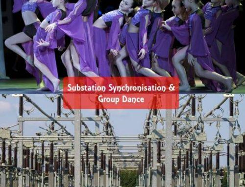 Substation Synchronizing System | The Rhythm of Group Dance