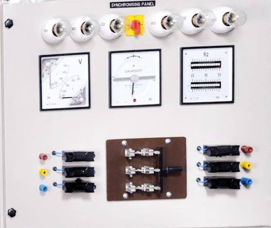 Substation Synchronizing System