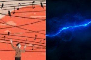 Shocking probability in power line