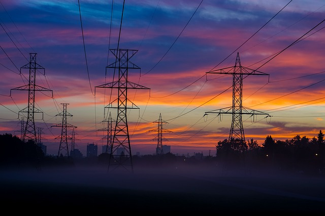 transmit electricity without a transmission line- power lines