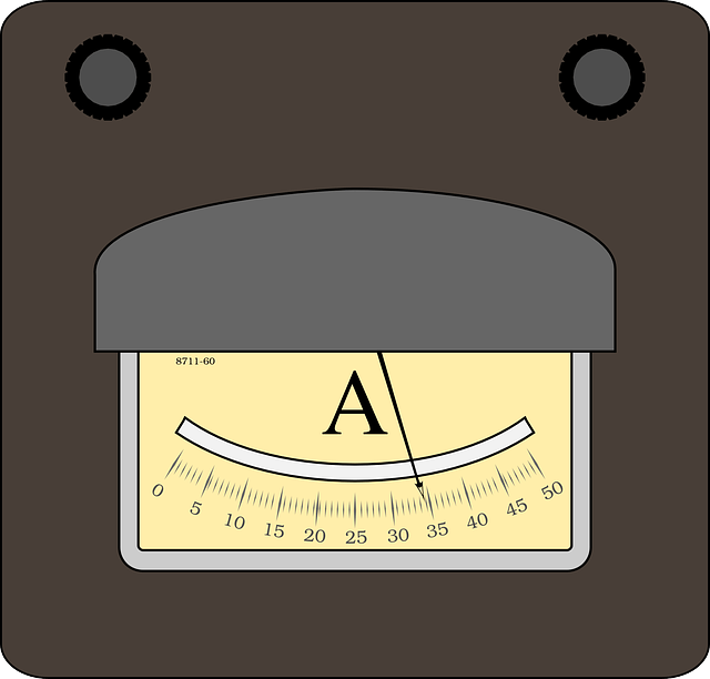 Why ammeter connected in series and voltmeter connected in parallel- Ammeter