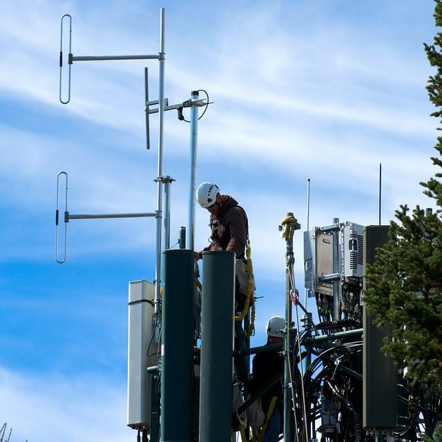 Cell Tower Maintenance