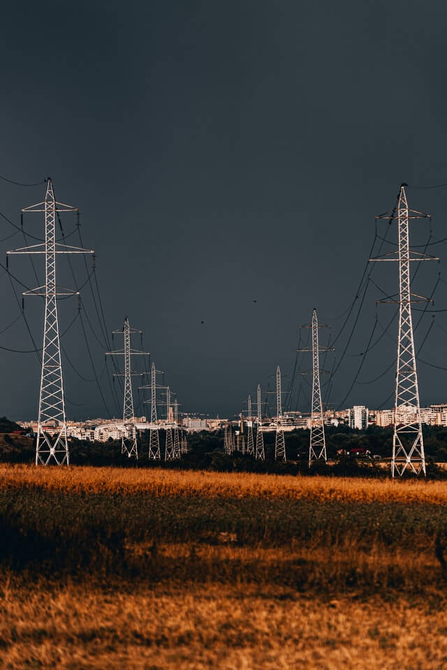What is Sag and Tension in Transmission Lines- Transmission Tower