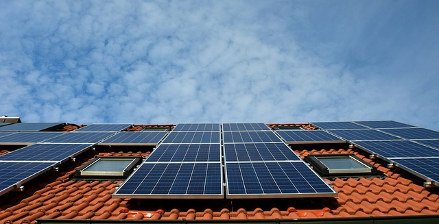 What is Solar Cell- Roof-top Solar Panel