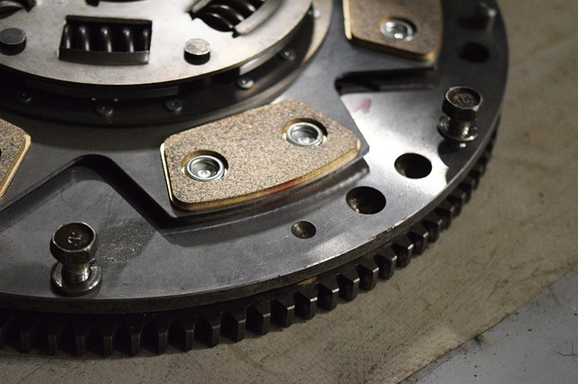 clutch disc flywheel