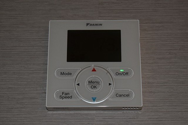 A thermostat